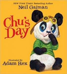Chu's Day By Neil Gaiman