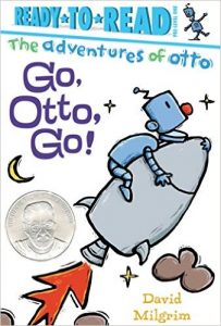 Go Otto Go! by David Milgrim