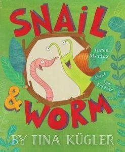 Snail & Worm By Tina Kugler