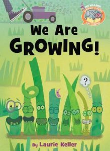 We Are Growing: A Mo Willems' Elephant and Piggie Like Reading! Book by Laurie Keller