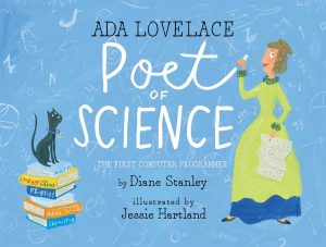 Ada Lovelace Poet of Science by Diane Stanley