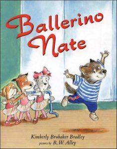 Ballerino Nate by Kimberly Brubaker Bradley