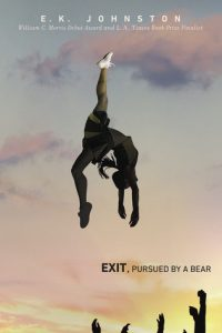 Exit, Pursued By a Bear By E.K. Johnston