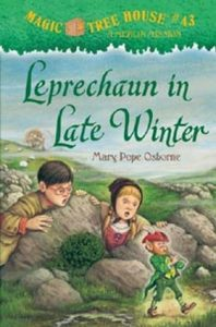 Leprechaun in the Late Winter by Mary Pope Osborne