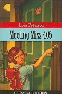 Meeting Miss 405 by Lois J. Peterson