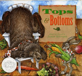 Tops & Bottoms by Janet Stevens