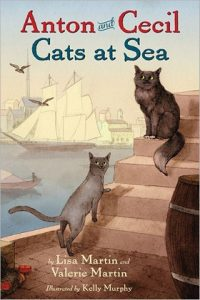 Anton and Cecil: Cats at Sea by Lisa Martin