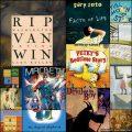 Happy Birthday!  Celebrating Authors/Illustrators Born in April