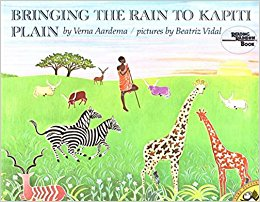 Bringing the Rain to Kapiti Plain: A Nandi Tale by Verna Aardema