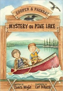 Cooper and Packrat: Mystery on Pine Lake by Tamra Wight