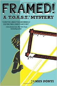 Framed! A T.O.A.S.T. Mystery