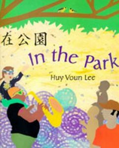In the Park by Huy Voun Lee