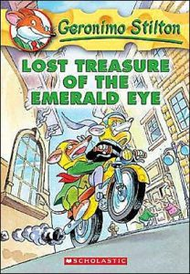 Lost Treasure of the Emerald Eye by Geronimo Stilton
