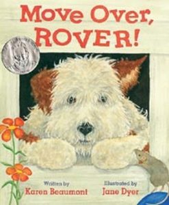 Move Over, Rover! by Karen Beaumont