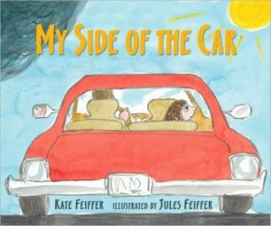 My Side of the Car by Kate Feiffer