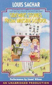 Sideways Stories From Sideways School by Louis Sachar