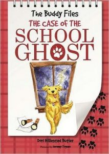 The Buddy Files: The Case of the School Ghost by Dori Hillestad Butler