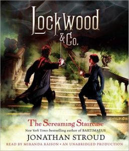 The Screaming Staircase by Jonathan Stroud