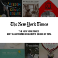 Award of the Week – The New York Times Best Illustrated Children's Books of 2016
