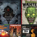 Thematic Reading List- Spooky Reads