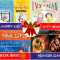 Stuff the Stocking with Series Books