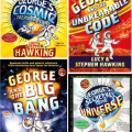 Tribute to Stephen Hawking : Books Stephen Hawking Wrote with His Daughter