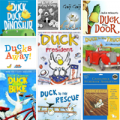 Thematic Reading List: 10 Wacky Ducks