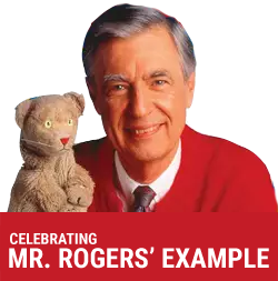 Read And Shine Featured Article Celebrating Mr Rogers Example