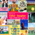 Thematic Reading List: National Father-Daughter Take a Walk Day- July 7