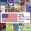 Thematic Reading List: 25 Everything 4th of July Books