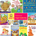 Thematic Reading List: National Sugar Cookie Day- July 9