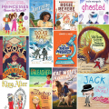 Thematic Reading List: Fall 2018 Fiction List: Female Characters in Juvenile Fiction and Picture Books