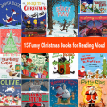 Thematic Reading List: 15 Funny Christmas Books for Reading Aloud