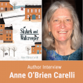 Author Interview: Anne O'Brien Carelli