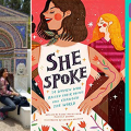 Author Interview: Kathy MacMillan and Manuela Bernardi, authors of She Spoke: 14 Women Who Raised Their Voices and Changed the World