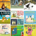 Thematic Reading List: 21 Bunnies Hop into Picture Books
