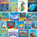Thematic Reading List: 20 Under the Sea Picture Books