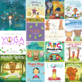 Thematic Reading List: 15 Yoga books for the Mind & Body