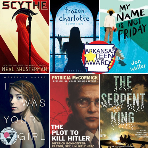 Arkansas-Teen-Book-Award