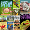 Thematic Reading List: 11 Unusual Pets