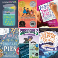 Thematic Reading List: Summer Themed Books for Middle Grade Readers