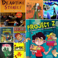 Thematic Reading List: Zombie Fiction for Middle Grade Readers