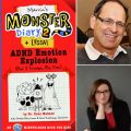 Author Interview:  Dr. Raun Melmed and Caroline Bliss Larsen, authors of Marvin's Monster Diary 2 (+ Lyssa!)