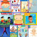 Thematic Reading List: Body Parts!