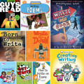 Thematic Reading List: NaNoWriMo – Getting Kids Writing