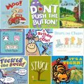 Thematic Reading List: Books to Make Kiddos Giggle
