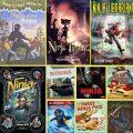 Thematic Reading List: Ninja Day